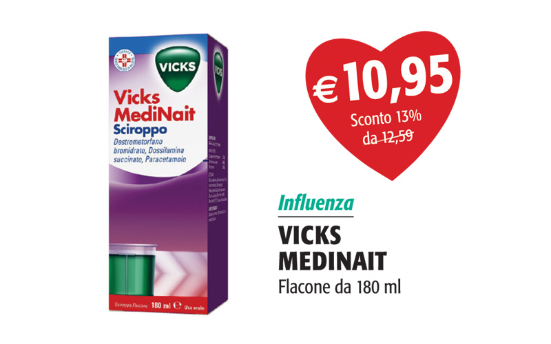 Vicks Medinait