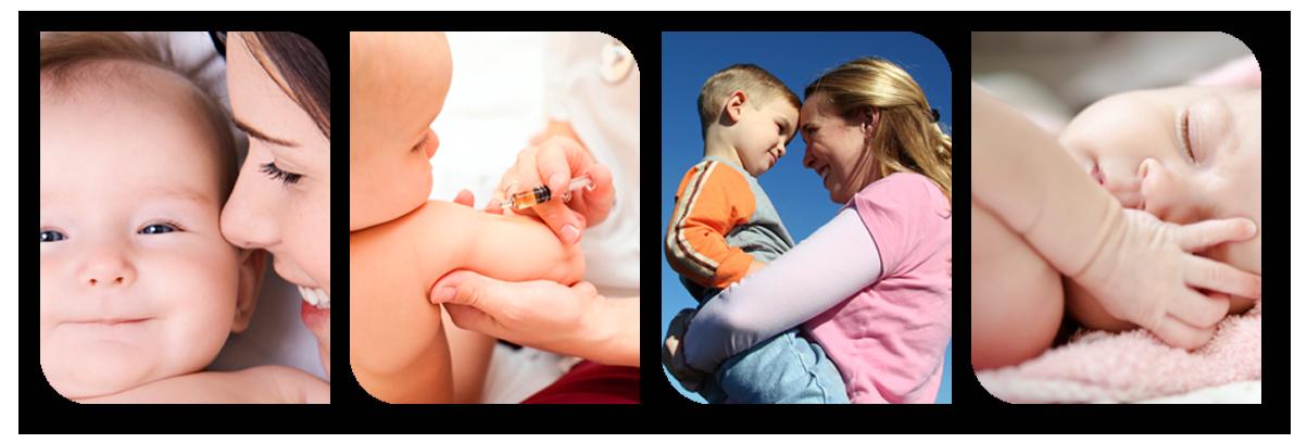 Prodotti per infanzia: ciucci, biberon, medicinali per bambini e latte in polvere
