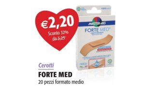 Cerotti Forte Med 20 pezzi