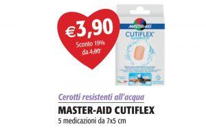 Master Aid Cutiflex 5 Medic