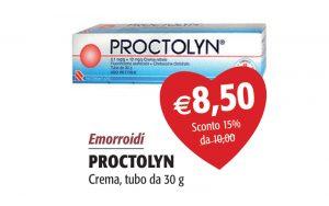 Proctolyn Crema tubo da 30g