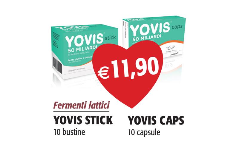 Yovis Stock e Yovis Caps
